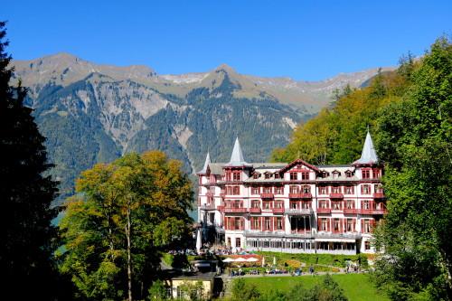 ViaCook – Die erste organisierte Gruppenreise durch die Schweiz