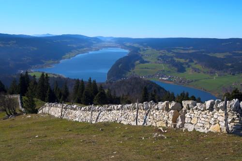 LaJouxrassienne – Vom Creux du Van zum Lac de Joux