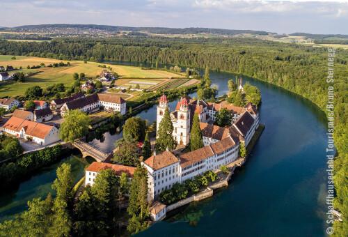 ViaRhenana – Historische Wasserstrasse vom Bodensee bis Basel